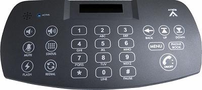 Dialpad - Public Address & Voice Alarm | ATEÏS